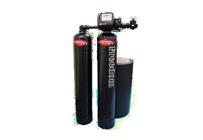 freedom series water softeners