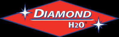 Diamond H2O