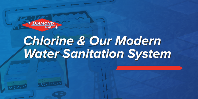 chlorine and our modern water sanitation system